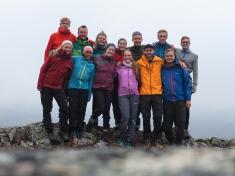 I år har vi fått mange nye frivillige i POW Norge. Her er gjengen som var på bli kjente tur i september.